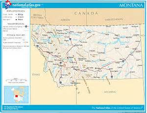 map of alberta canada and montana map of alberta and montana