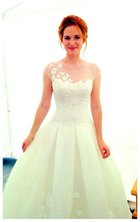 april kepner wedding dress april kepner s wedding dress dream wedding pinterest
