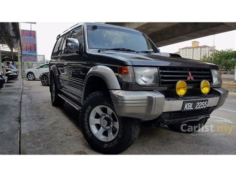 how it works cars 2004 mitsubishi pajero transmission control mitsubishi pajero 2004 2 8 in kuala lumpur automatic suv grey for rm 29 800 3876482 carlist my