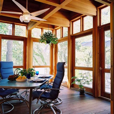 enclosed porch plans creating a beautifully transitional enclosed porch my