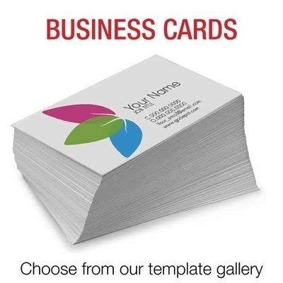 Office Depot Business Card Template business cards office depot office depot business card
