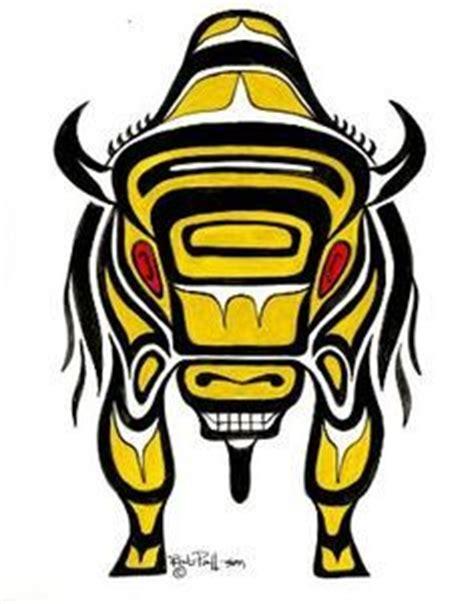 tribal buffalo tattoos 1000 images about on maori buffalo