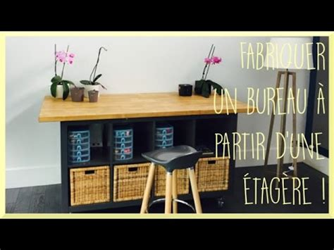 Fabriquer Un Bureau by Diy Fabriquer Un Bureau 224 Partir D Une 233 Tag 232 Re