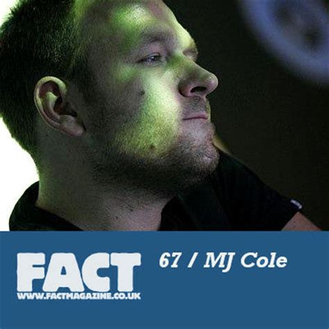 mj cole sincere fact mix 67 mj cole fact magazine music news new music