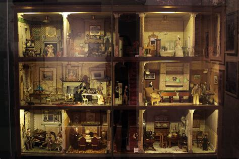 v a dolls house exhibition small stories at home in a doll s house at the v a museum