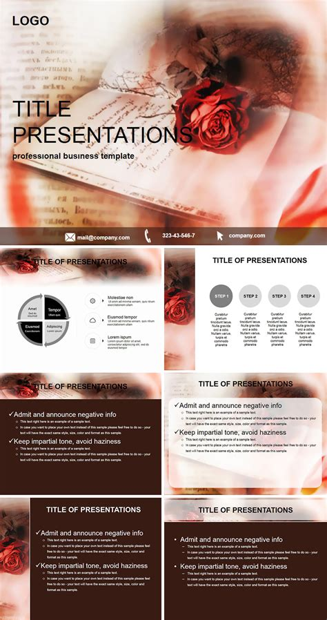 powerpoint themes poetry romantic poetry powerpoint template imaginelayout com