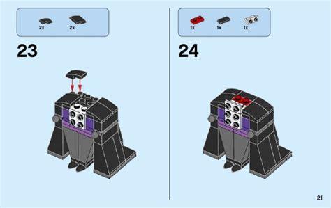 Lego Seasonal 40203 Vire And Bat Promo lego and bat 40203 seasonal