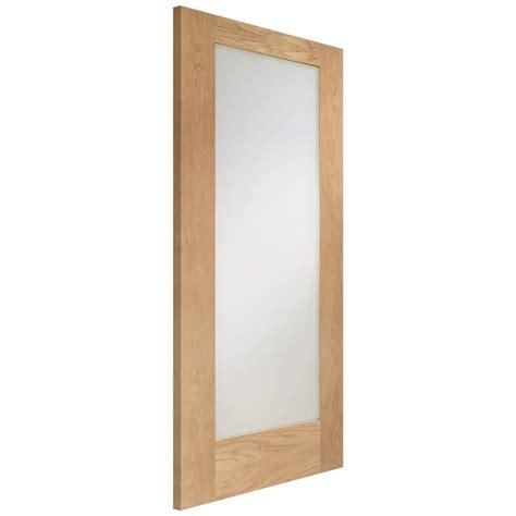 Xl Joinery Pattern 10 Oak Un Finished Obscure Glass Obscure Glass Doors