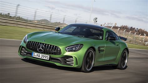 2018 Mercedes AMG GT R Supercar Wallpaper #21069