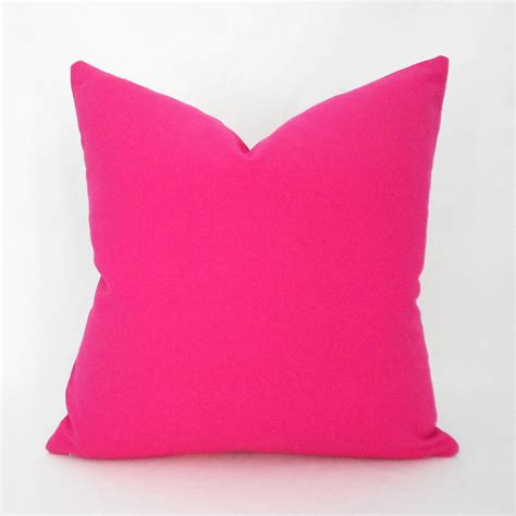 Pink Pillows by Pink Pillow Covers Any Size Decorative Pillow Cover