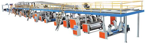 Paper Corrugated Box Machinery - corrugated box machine hefei tianfeng