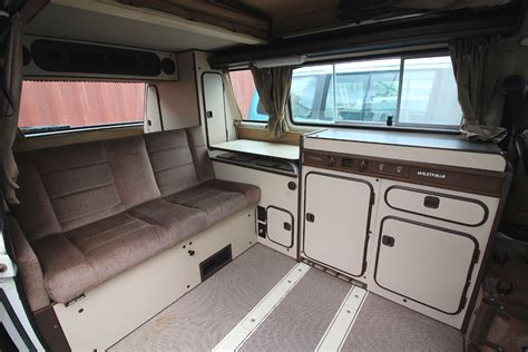 Full Camper Kitchen Cabinets 80 91 VW Vanagon T3 Westfalia