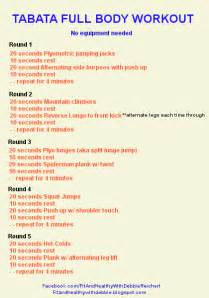 workout no equipment via fit and healthy with