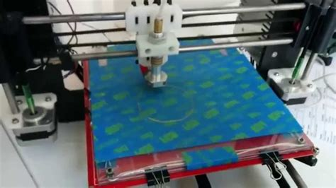 bed leveling cheapest reprap auto bed levelling youtube