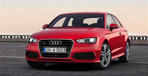 Frame Audi A 3 Mobil Audi A3 Facelift Range Revealed Globally