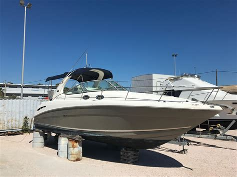 boat dealer loans 2006 sea ray 335 sundancer power new and used boats for sale