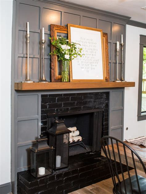 Joanna Gaines Design Book How To Decorate A Mantel Fixer Upper Style