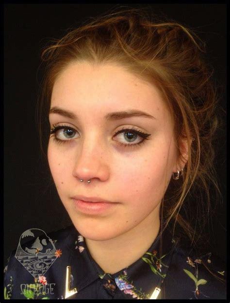 Septa Makeup Class 17 best images about septum piercing which septum