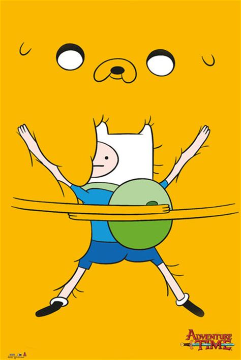Poster Photo Canvas Cats 30x30cm Adventure Time