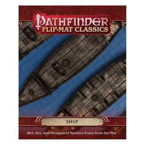 Pathfinder Flip Mat Forbidden Jungle At Mighty Ape