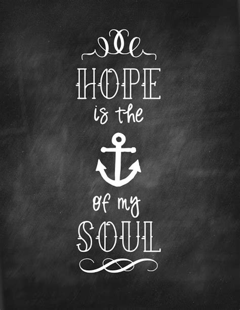 Chalkboard Love And Hope Anchors - 25 best ideas about hope anchor on pinterest hebrews 6