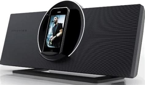 Speaker Advance Apple coby csmp175 vitruvian speaker sys with apple dock active