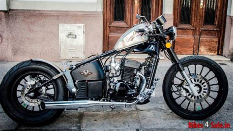 regal raptor bobber  motorcycle picture gallery