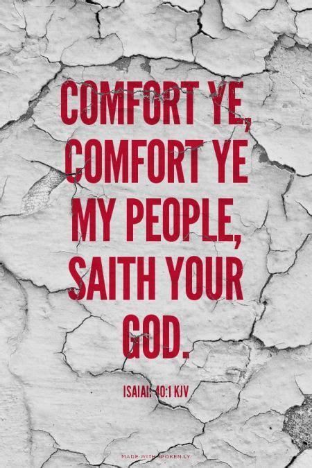 comfort ye my people lyrics 121 best images about comfort and joy on pinterest niv