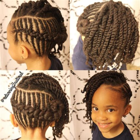hairstyles for nigerian kids adorable via returning2natural black hair information