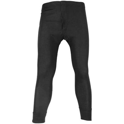 Longjohn Thermal highlander thermal johns black black 1st