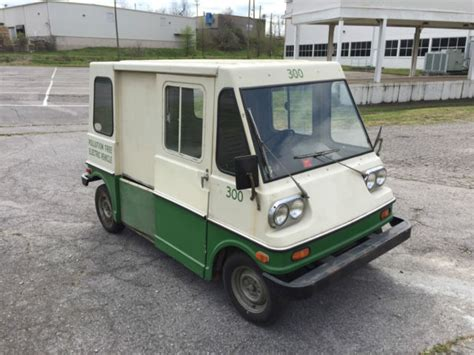 mail truck for sale 1974 otis electric mail truck for sale other makes 1974