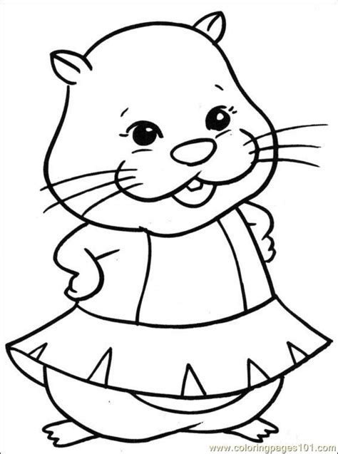 coloring pages zuzu pets coloring pages zhu zhu pets 001 2 gt others