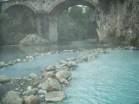bagni di petriolo italian botanical heritage 187 terme libere di petriolo