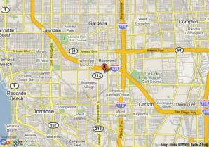 map of extended stay america los angeles torrance harbor