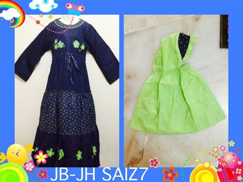 Jubah Anak Perempuan anida collection jubah kanak kanak perempuan berserta