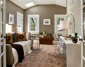 Office Guest Bedroom Designs Neutral Guest Bedroom Home Office Beautiful Homes Design
