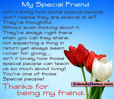 Thank You Letter To Special Needs Special Needs Thank You Sayings Thanks For Being My Friend Gifts Friendship
