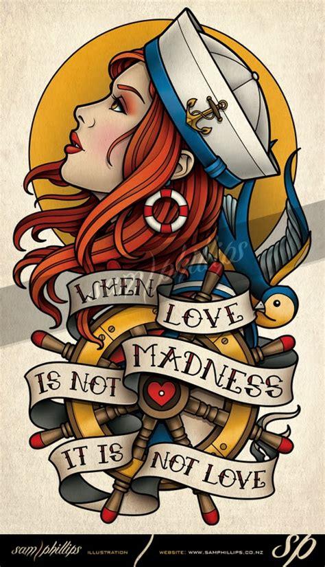 sailor love tattoo quotes quotesgram sailor love tattoo quotes quotesgram