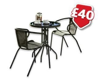 morrisons table and chairs morrisons garden furniture reductions start monday