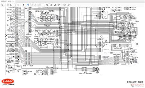 Peterbilt 379 Sk19517 Family Wiring Diagrams Auto Repair