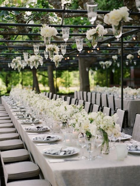 outdoor wedding reception decor wedding theme ideas weddings romantique