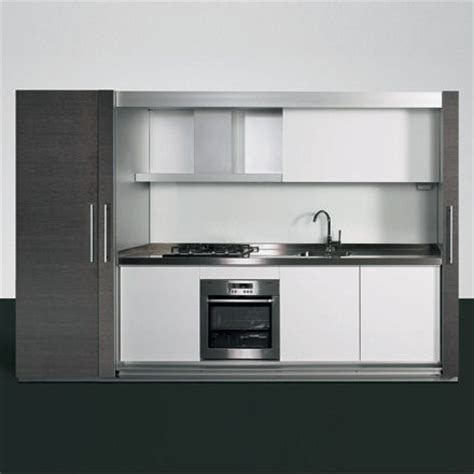 Compact Kitchen Designs Small Kitchen Design Single Wall Afreakatheart