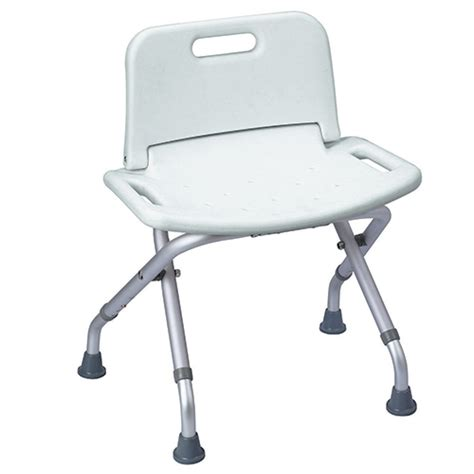 Folding Shower Chair by Folding Shower Chair With Back Shower Chairs Complete