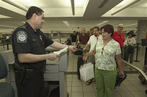 Cbp Background Check Airports U S Customs And Border Protection