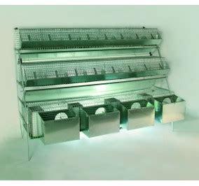 frontali per gabbie gabbia per riproduttori conigli da esterno a due box