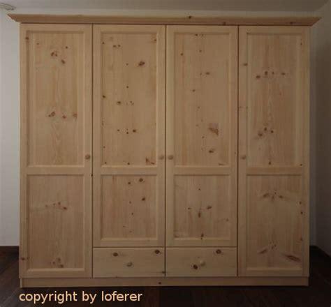 zirbenholz schlafzimmer betten loferer gesundes wohnen und schlafen