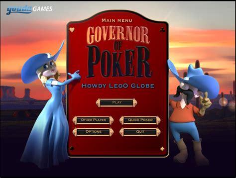 governor  poker leoo globe