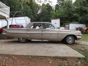 1961 chevrolet impala 4 door hardtop barn find survivor