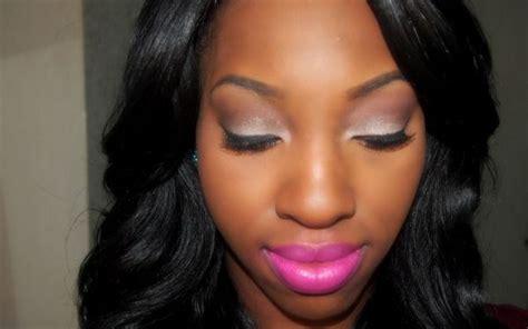 mac lipsticks for black women candy yum yum makeup for black women dark skin tones