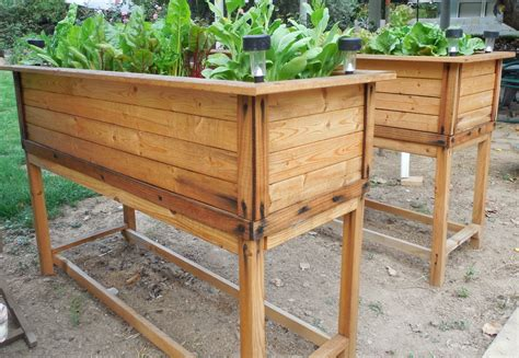 Raised Planter by Unique Raised Garden Beds How To Build Raised Garden
